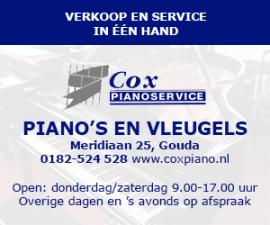 Cox Pianoservices