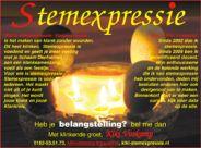 Stemexpressie: oerzang en helende stem