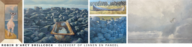 De zeeen meer... bij GalerieDe Hollandsche Maagd