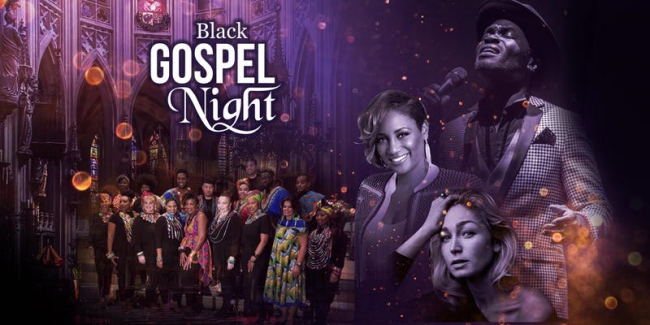 EERSTE JUBILEUMEDITIE BLACK GOSPEL NIGHTS