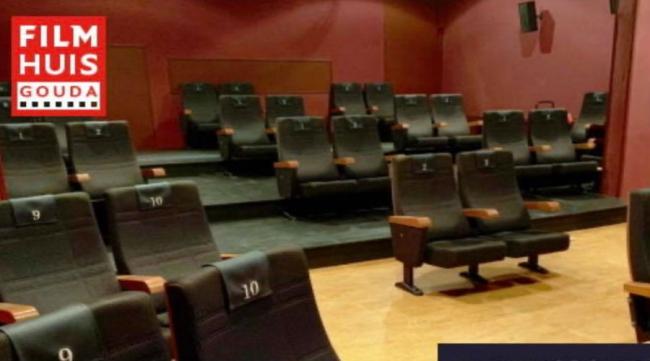 Filmhuis Gouda gaat na metamorfose weer open