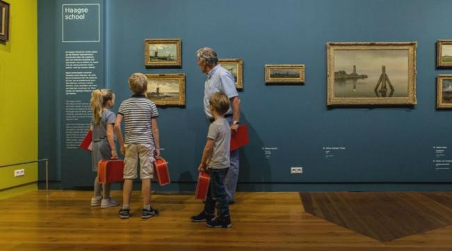 Kinderen voortaan gratis naar Museum Gouda