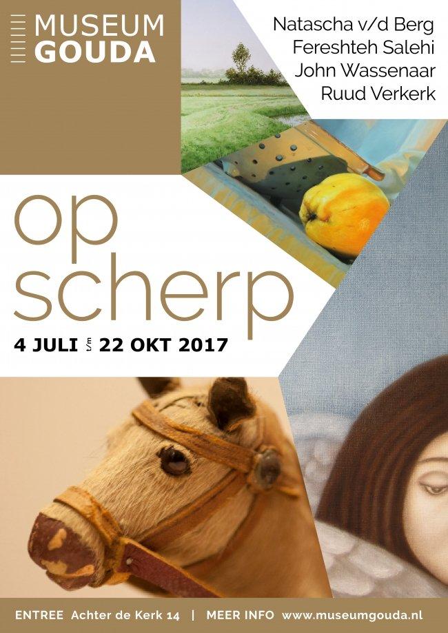 OP SCHERP
