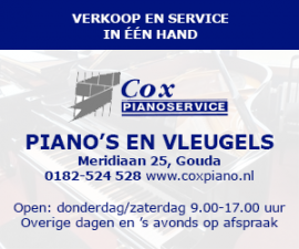 Cox Pianoservices
